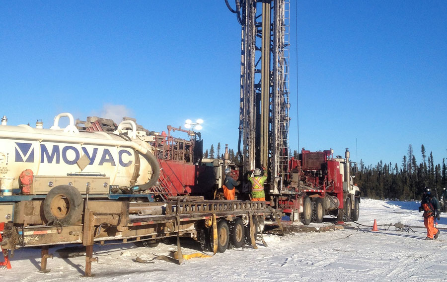 McAllister Drilling Idunstrial Waters Wells