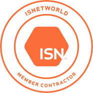 McAllister Drilling isnetworld logo